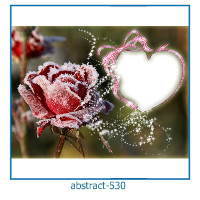 abstract photo frames 530