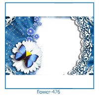 flower photo frames 476