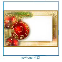 new year year Photo frame 413