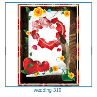 wedding photo frames 319