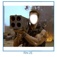 film face effect 25